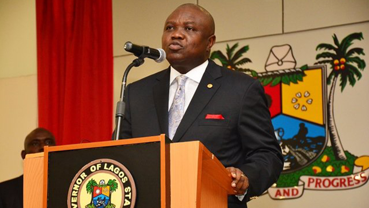 Image result for Ambode