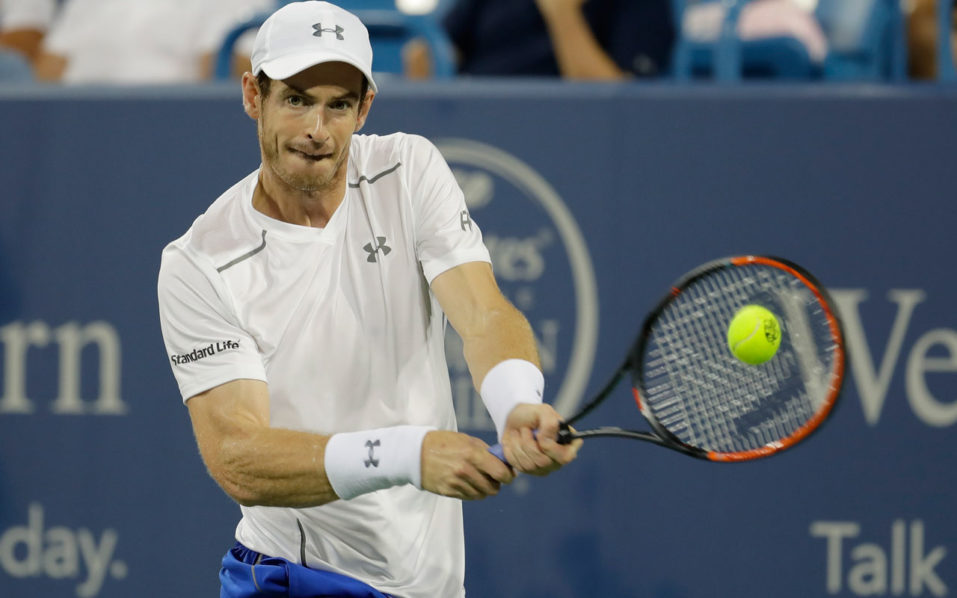 Andy Murray / Andy Lyons/Getty Images/AFP