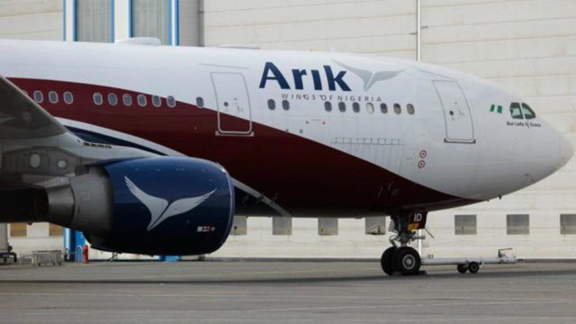 Arik Air resumes services to Asaba - Guardian Nigeria