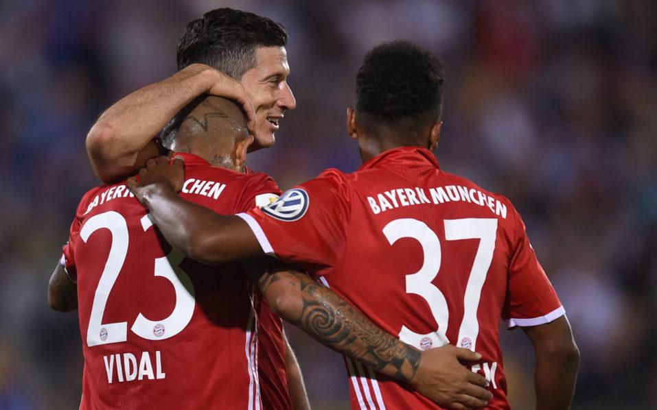 Bayern Munich / AFP PHOTO / CHRISTOF STACHE /
