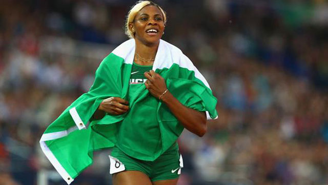 Blessing Okagbare-Ighoteguonor