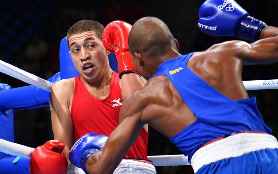 Boxing / AFP PHOTO / Yuri CORTEZ