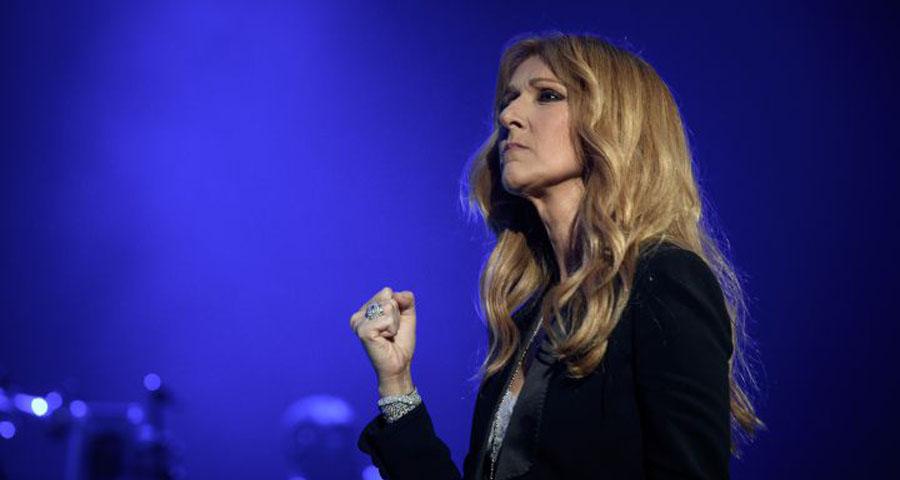 Celine Dion PHOTO: PHILIPPE LOPEZ/AFP/Getty Images