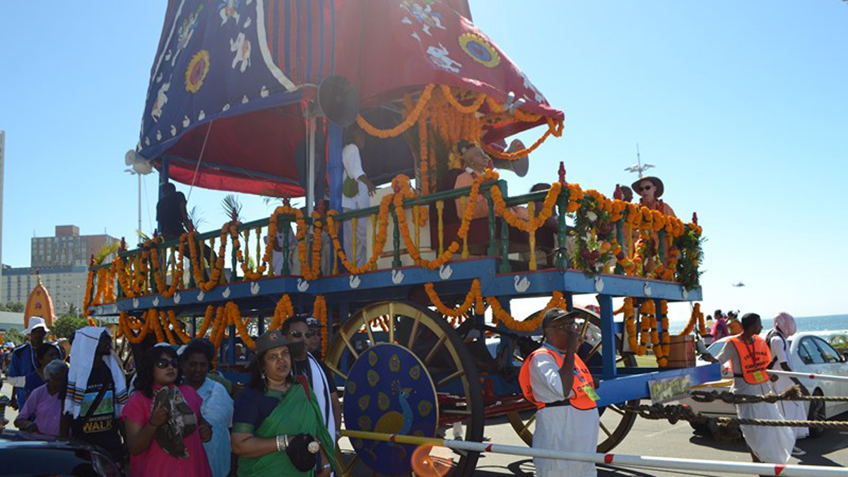 Chariots festival