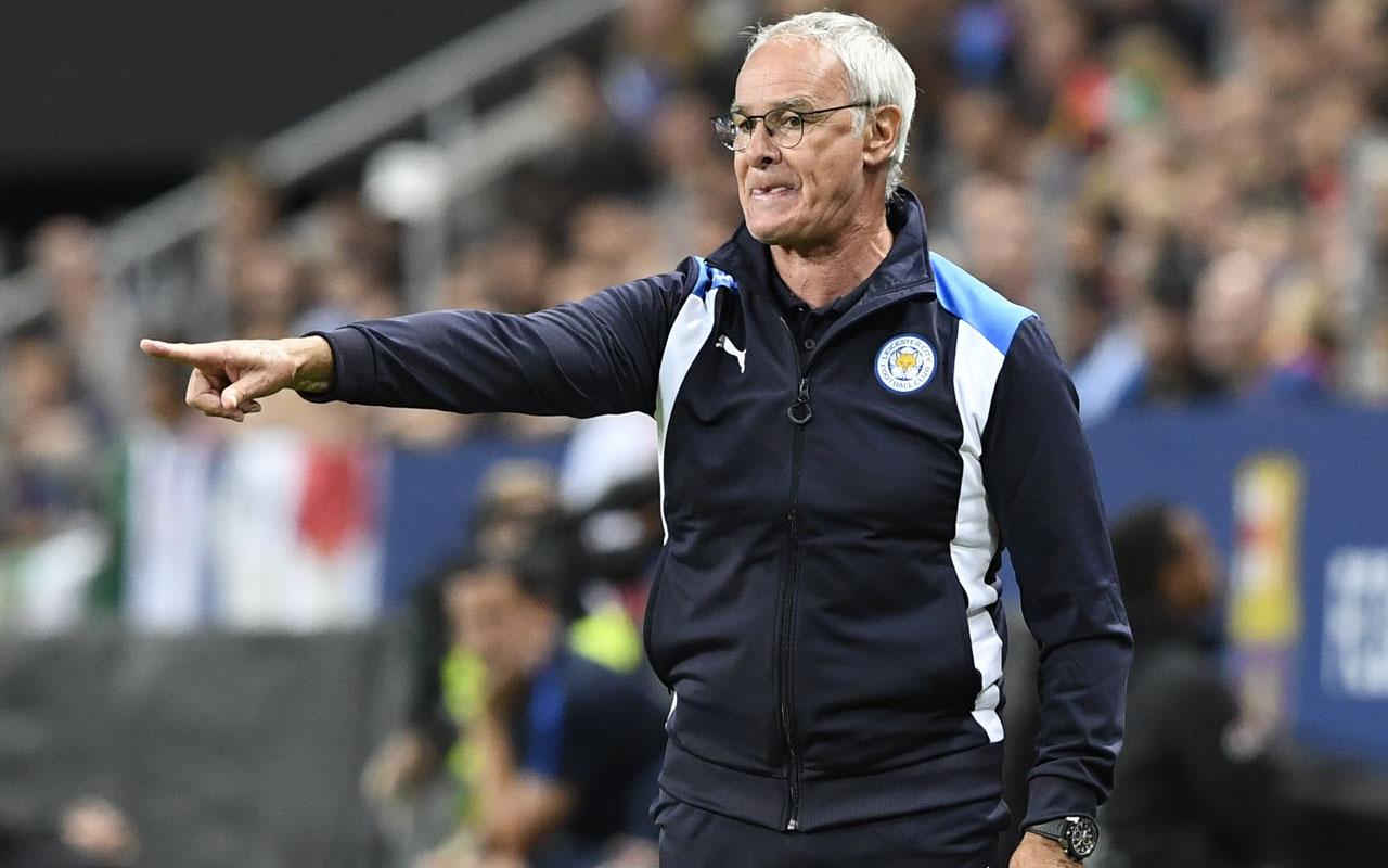 Leicester's head coach  Claudio Ranieri  / AFP PHOTO / JONATHAN NACKSTRAND