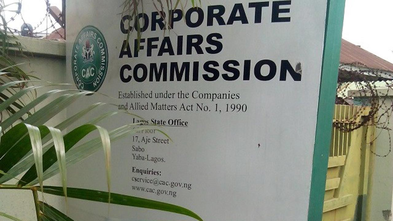 CAC registers 73,000 companies in three months