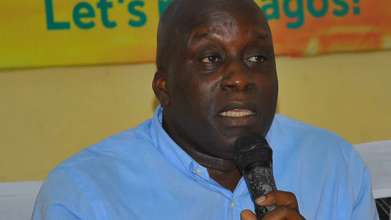 Deji Tinubu, Lagos State Sports Commission's Chairman