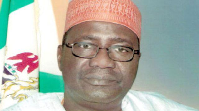 Director General National Directorate of Employment NDE, Mallam Abubakar Mohammed