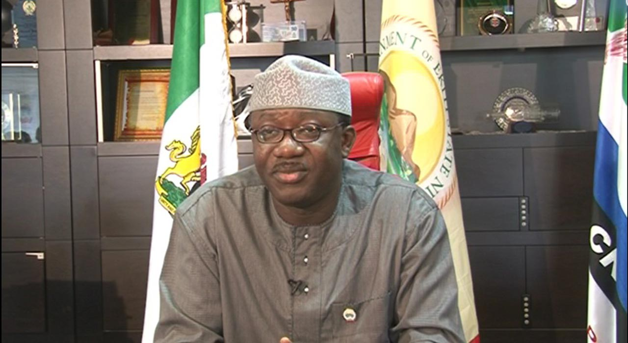 Gov. Kayode Fayemi of Ekiti State. Photo: Guardian