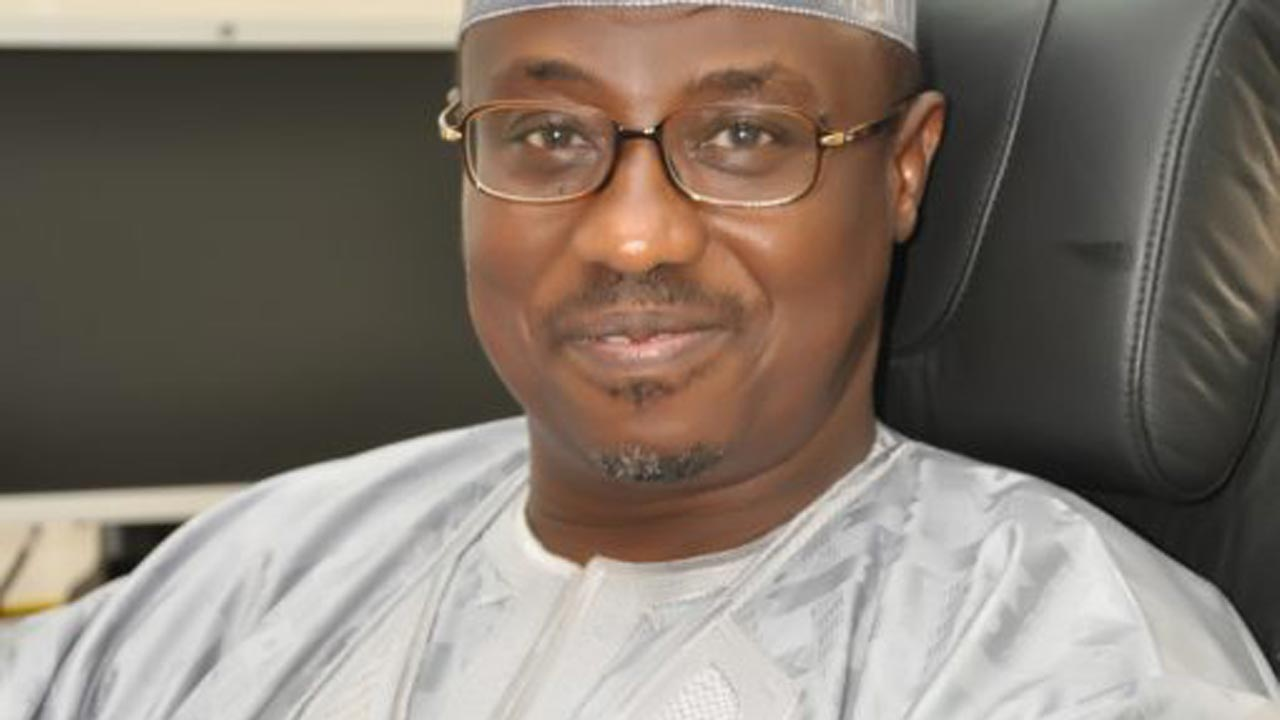 Group Managing Director of NNPC, Dr. Maikanti Baru