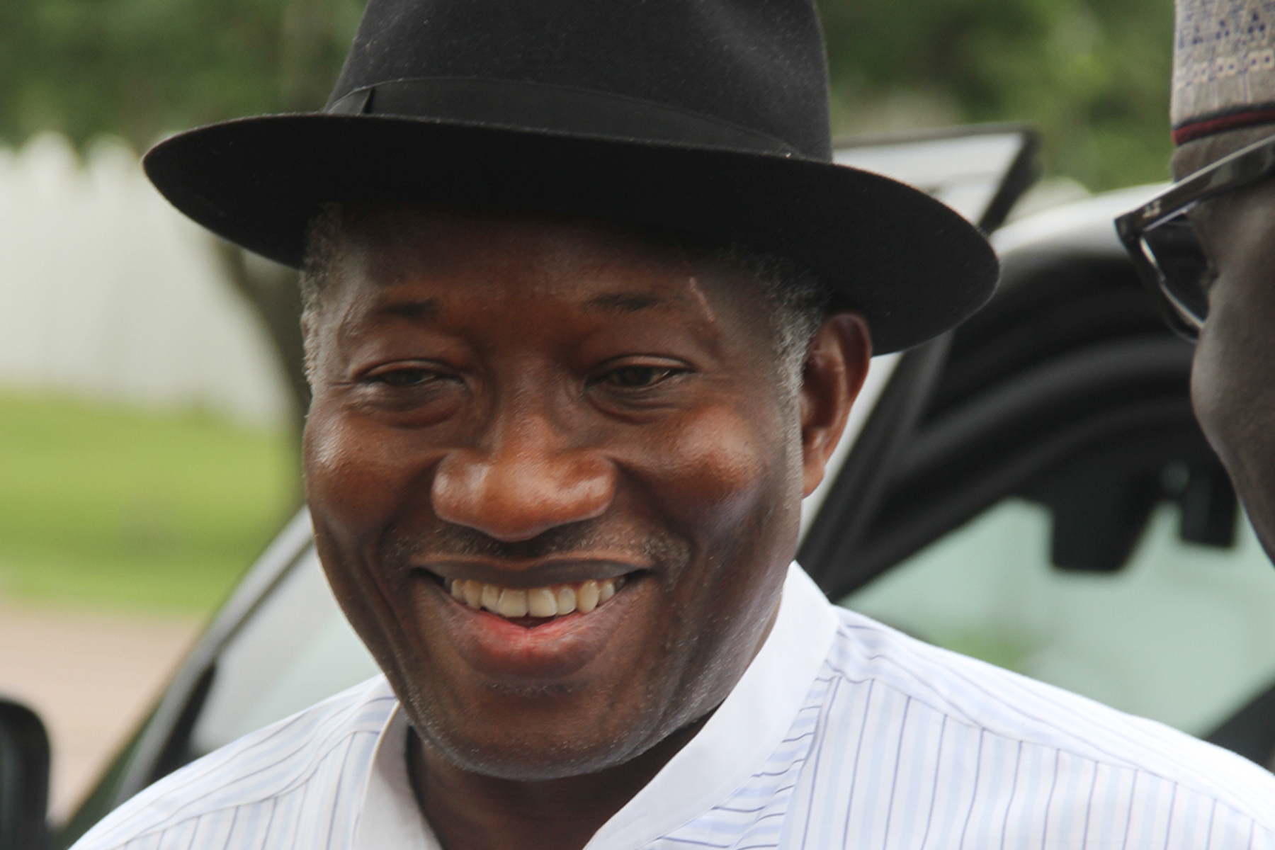 Former President Goodluck Jonathan PHOTO: Philip Ojisua