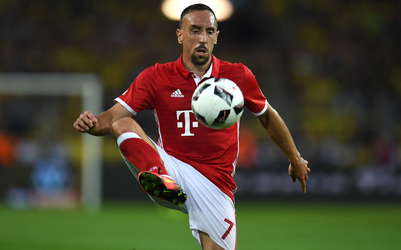 Ribery doubtful for Arsenal visit — Sport — The Guardian Nigeria