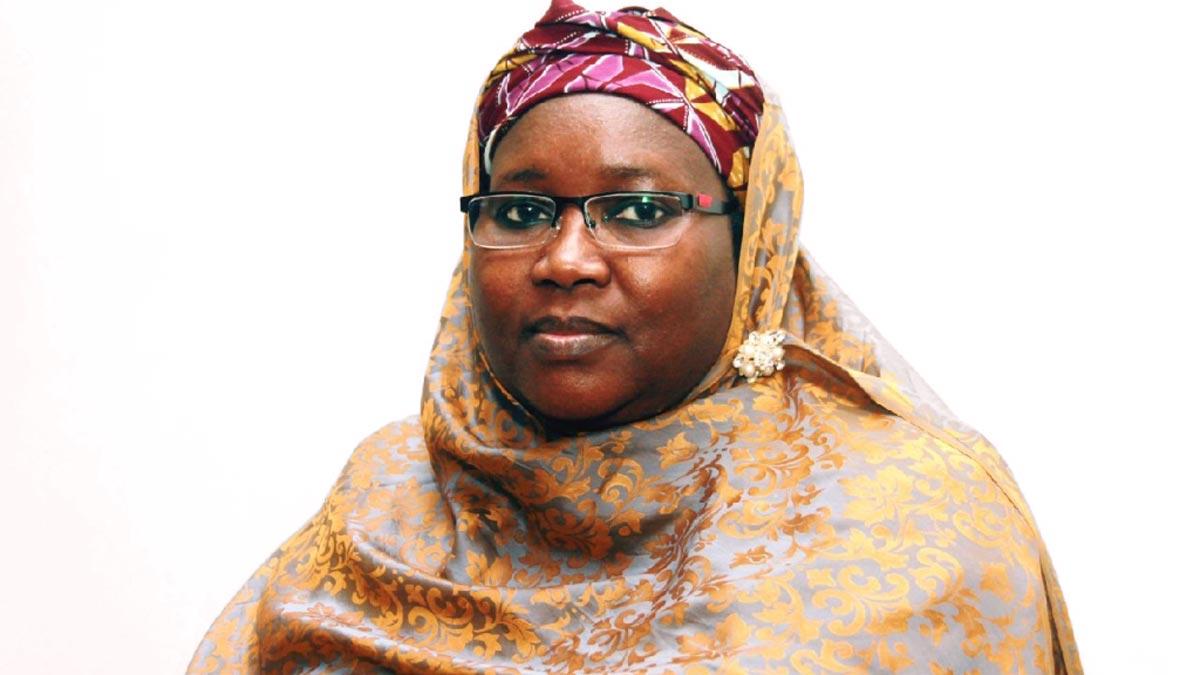 Hajia Amina Zakari