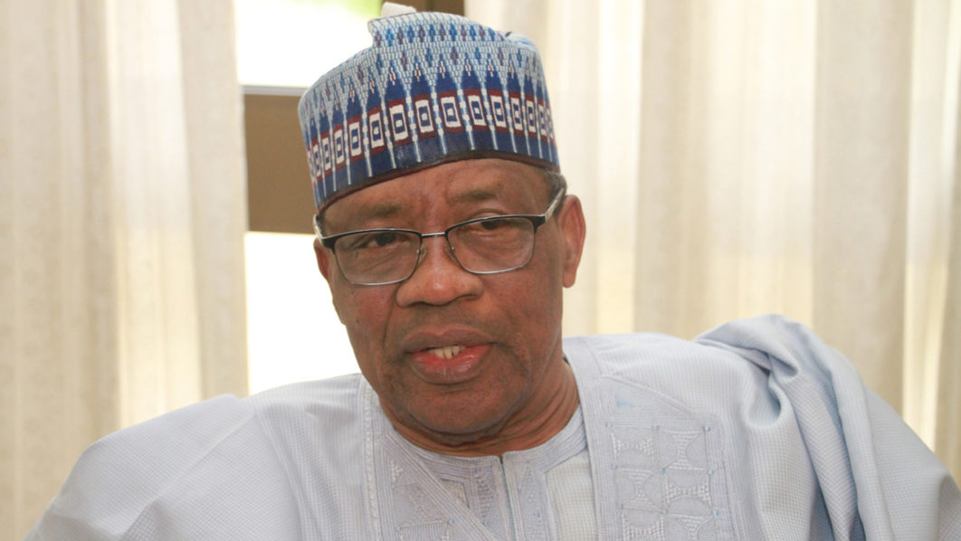 Ibrahim Badamasi Babangida, Nigeria's Former Head of States. The Sun Nigeria