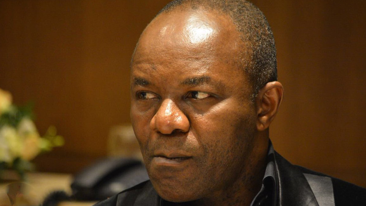 The Minister of State for Pretroleum Resources Emmanuel Ibe Kachikwu PHOTO: TWITTER/NNPC