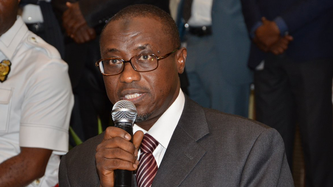 The Group Managing Director of NNPC, Maikanti Baru PHOTO: TWITTER/NNPC