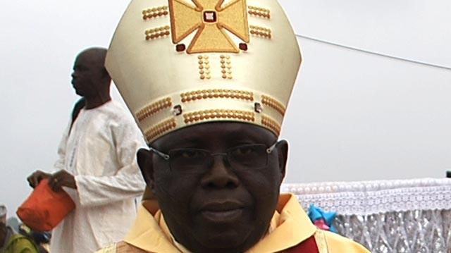 Most Rev. GabrielAbegunrin