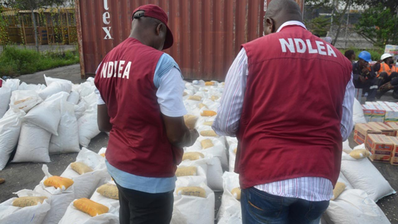 NDLEA seize N225 trillion cocaine, heroin at Lagos ports