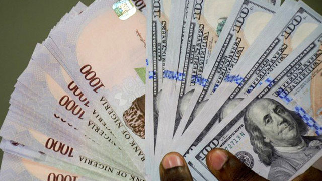 Naira-against-Dollar