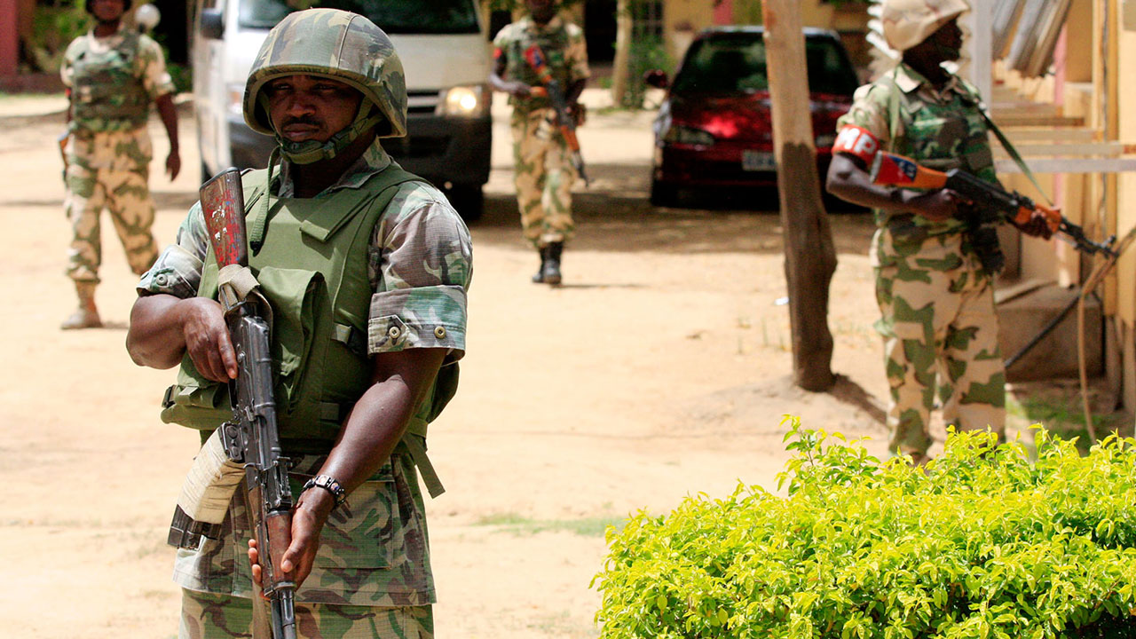 Nigeria Troops capture terrorists' commander, kill four, rescue 212 hostages