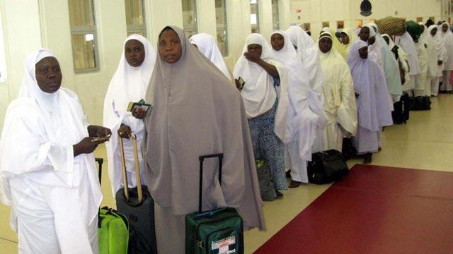 Nigerian Hajj Pilgrims