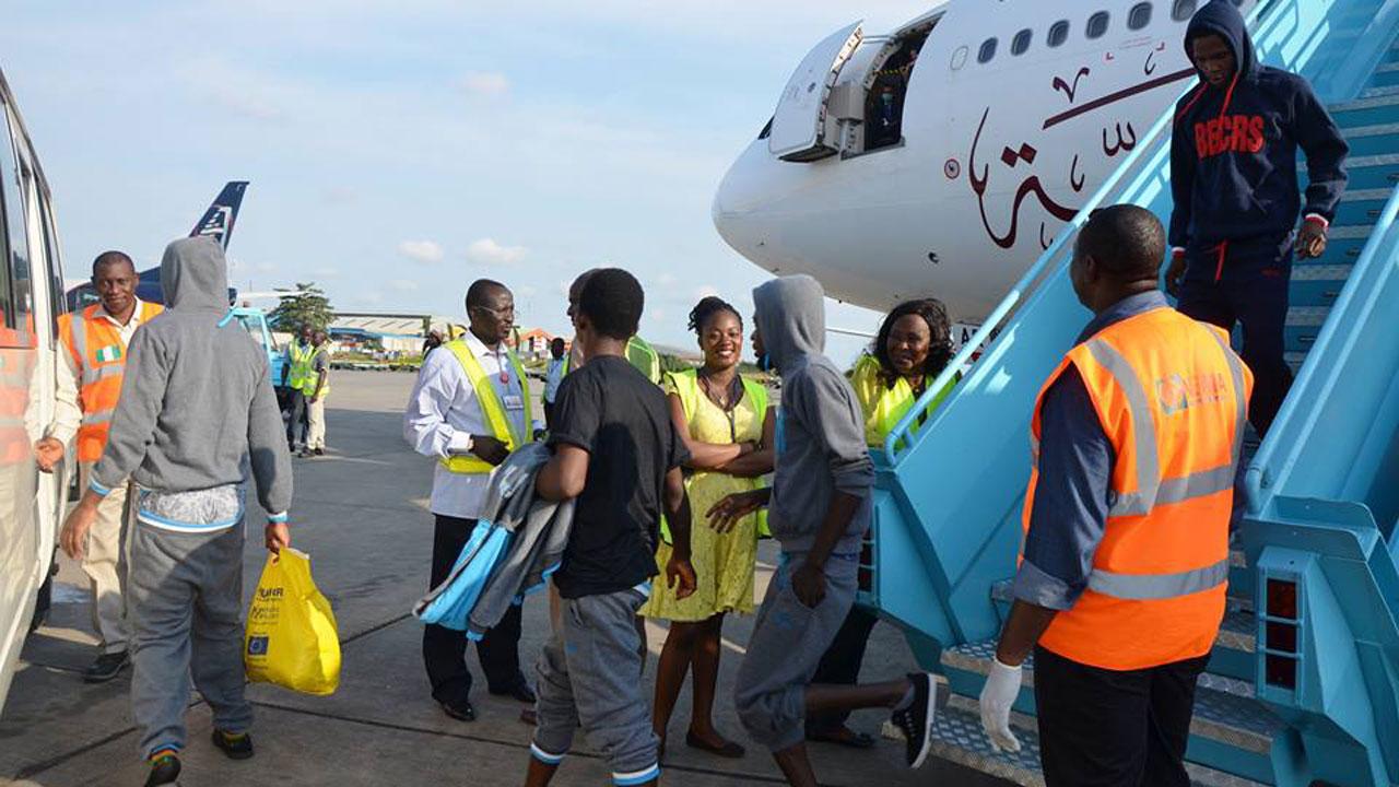 Nigerian-Returnees