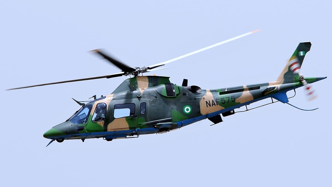 Nigerian Air Force Aircraft