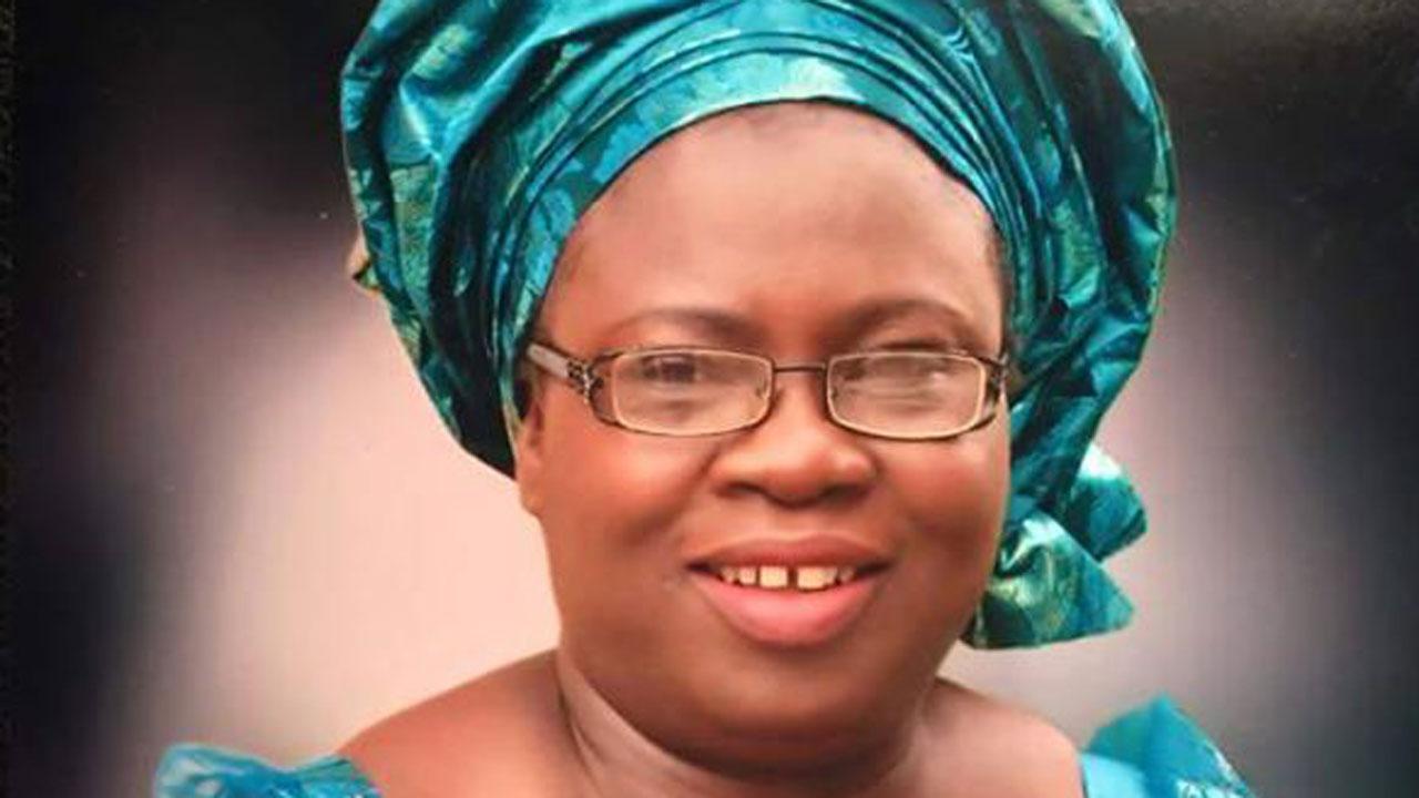 Deaconess Nkechi Ikpeazu