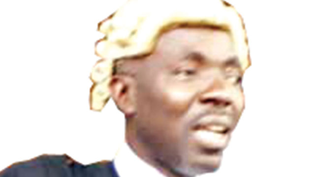Ibadan-based lawyer, Olalekan Ojo