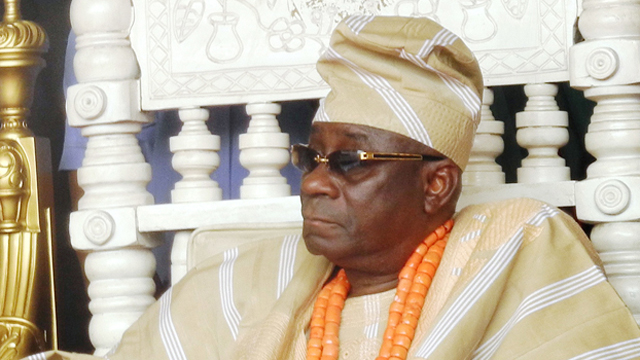 Oba of Lagos, Oba Riliwan Akiolu 1.