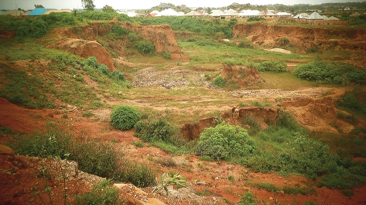 Environmental degradation in Plateau State