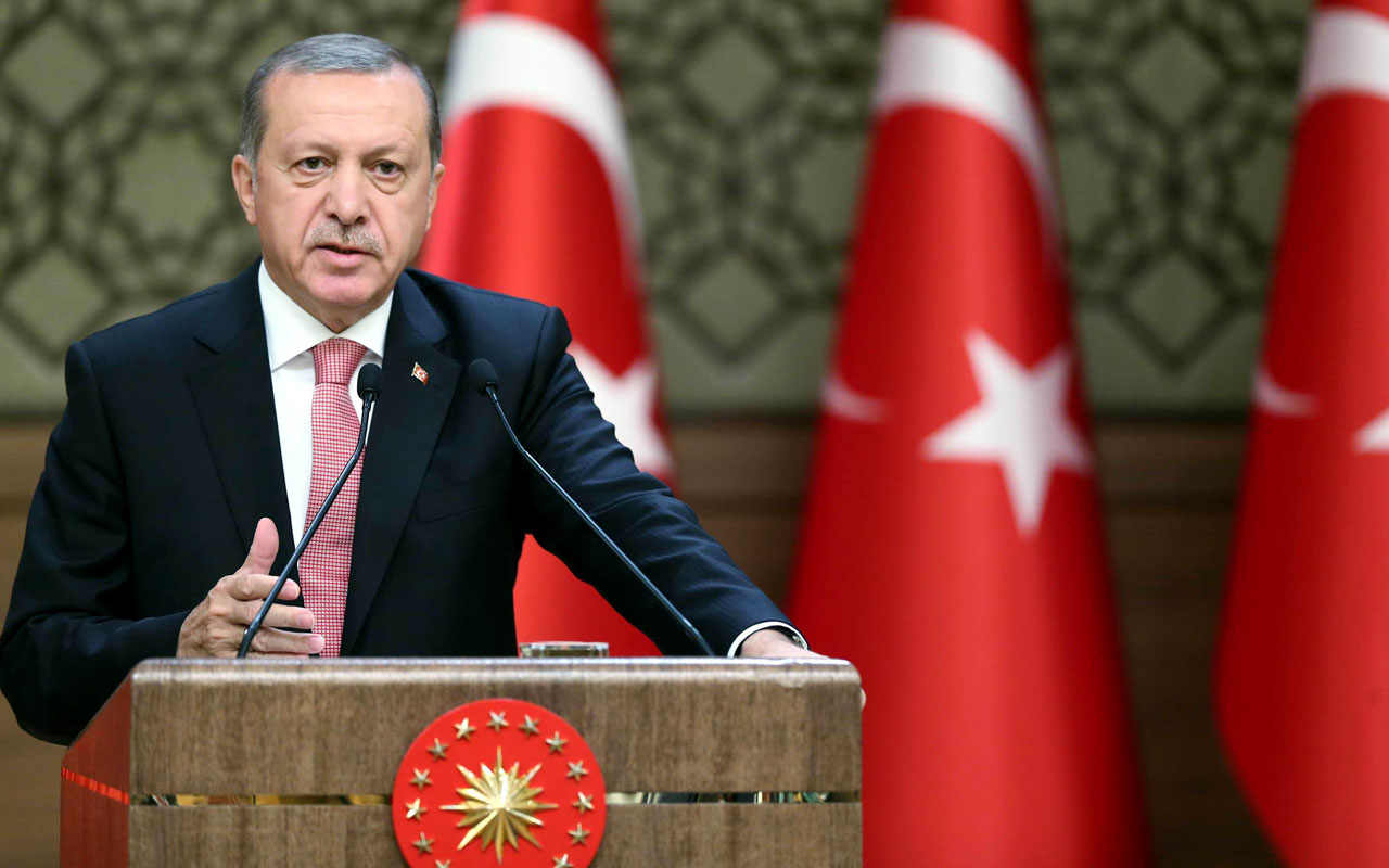 Turkish President Recep Tayyip Erdogan/ AFP PHOTO / TURKEY'S PRESIDENTIAL PRESS SERVICE / KAYHAN OZER
