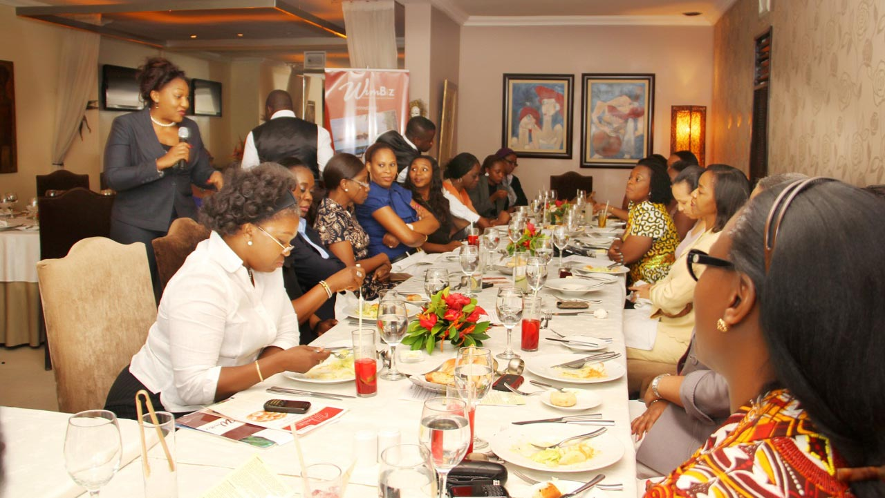 Roundtable Lunch: wimbiz.org