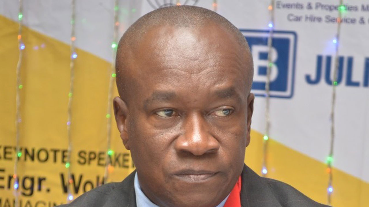 26th President of  Nigerian Institute of Architects and a Fellow of the Institute, Tonye Oliver Braide