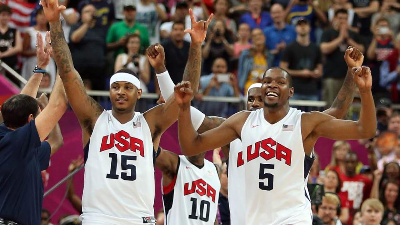 USA-all-stars-team