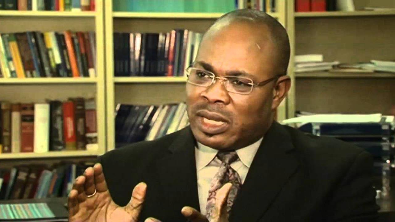 Professor Vincent Nmehielle. PHOTO: youtube