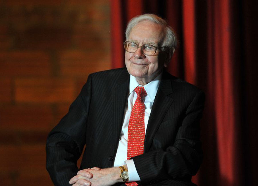 Billionaire businessman Warren Buffett(AFP Photo/Steve Pope)