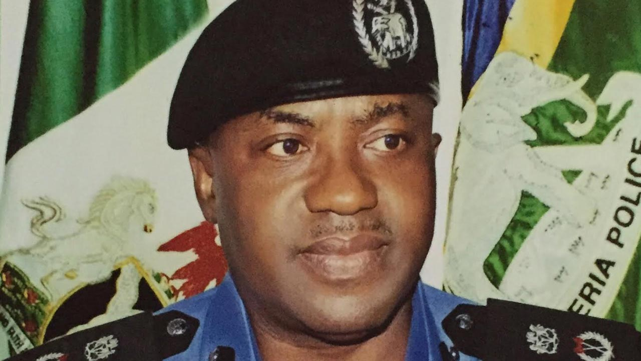 Edo State Commissioner of Police Chris Ezike