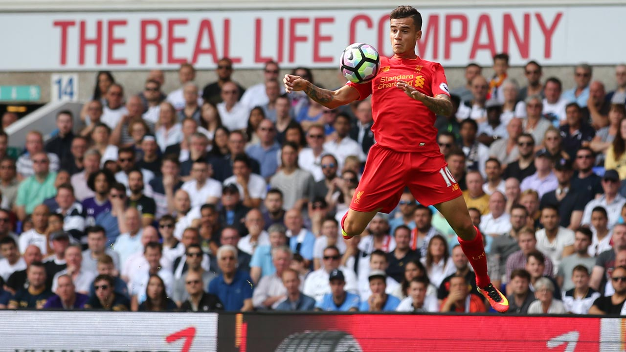 Liverpool rejects third Barcelona bid for Philippe Coutinho, €125 million
