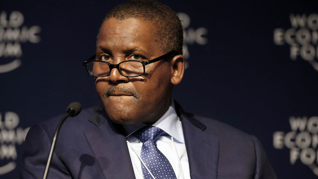 Dangote, Adenuga top 2019 Forbes' list of 'poorer' African