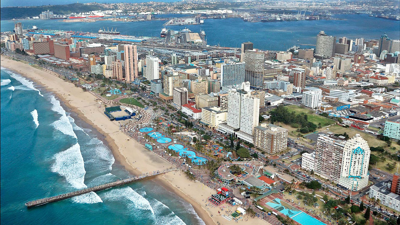 Durban. PHOTO: destinations.flysaa