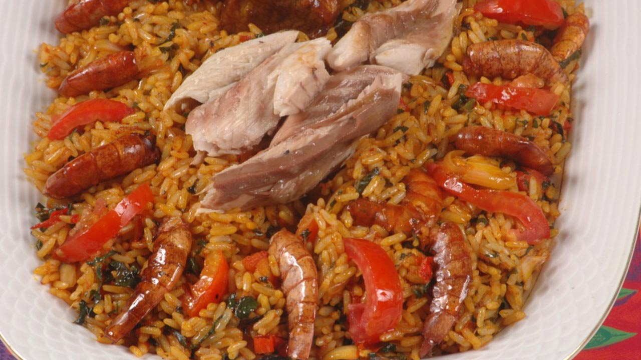 Jollof Rice And Other Matters Opinion The Guardian