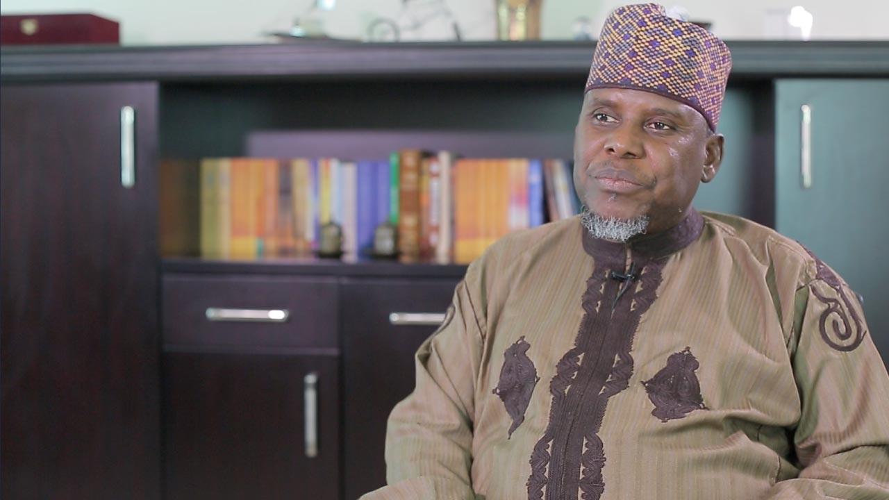 Secretary -General of the Jama'atu Nasril Islam (JNI), Dr. Khalid Abubakar Aliyu