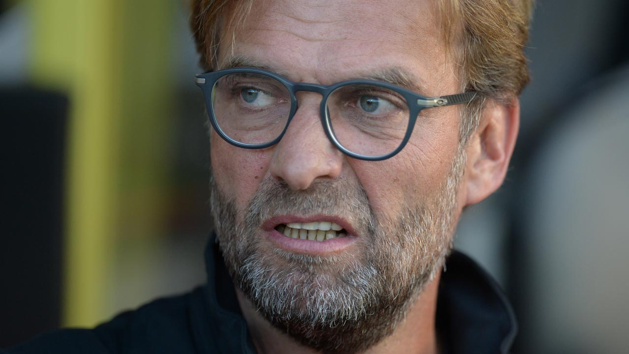 Liverpool's German manager Jurgen Klopp. PHOTO: OLI SCARFF / AFP