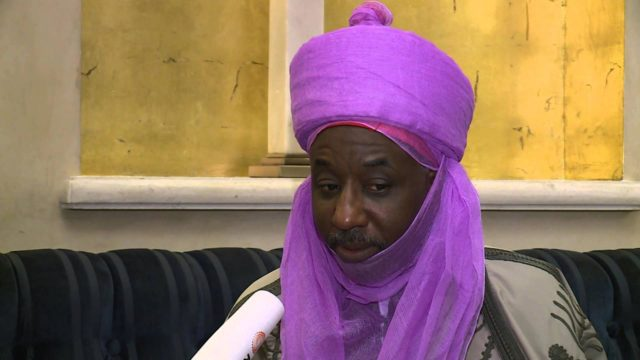 Group backs Sanusi's call for regulation of marriage — News — The ...
