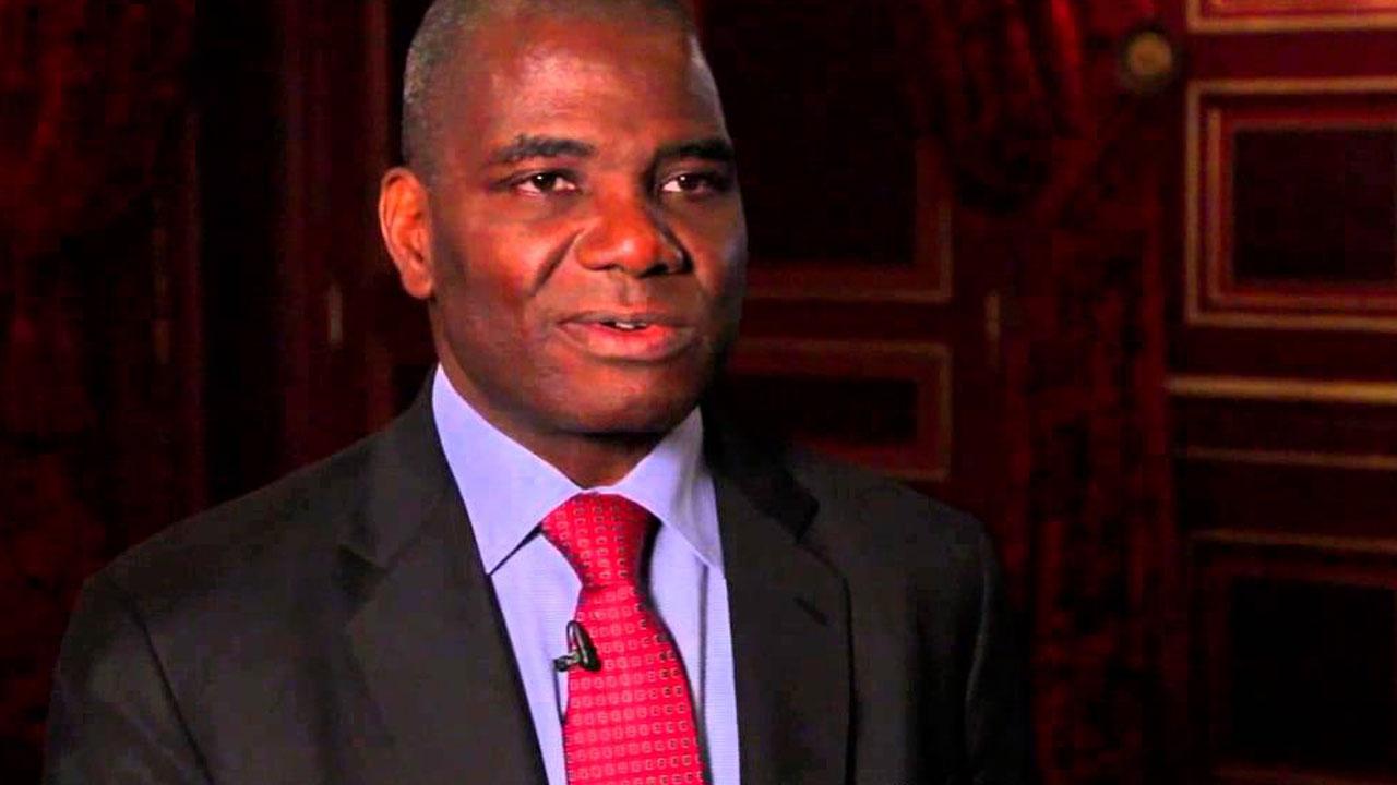 Managing Director/CEO, oAfrican Cashew Alliance (ACA), Dr. Babafemi Oyewole