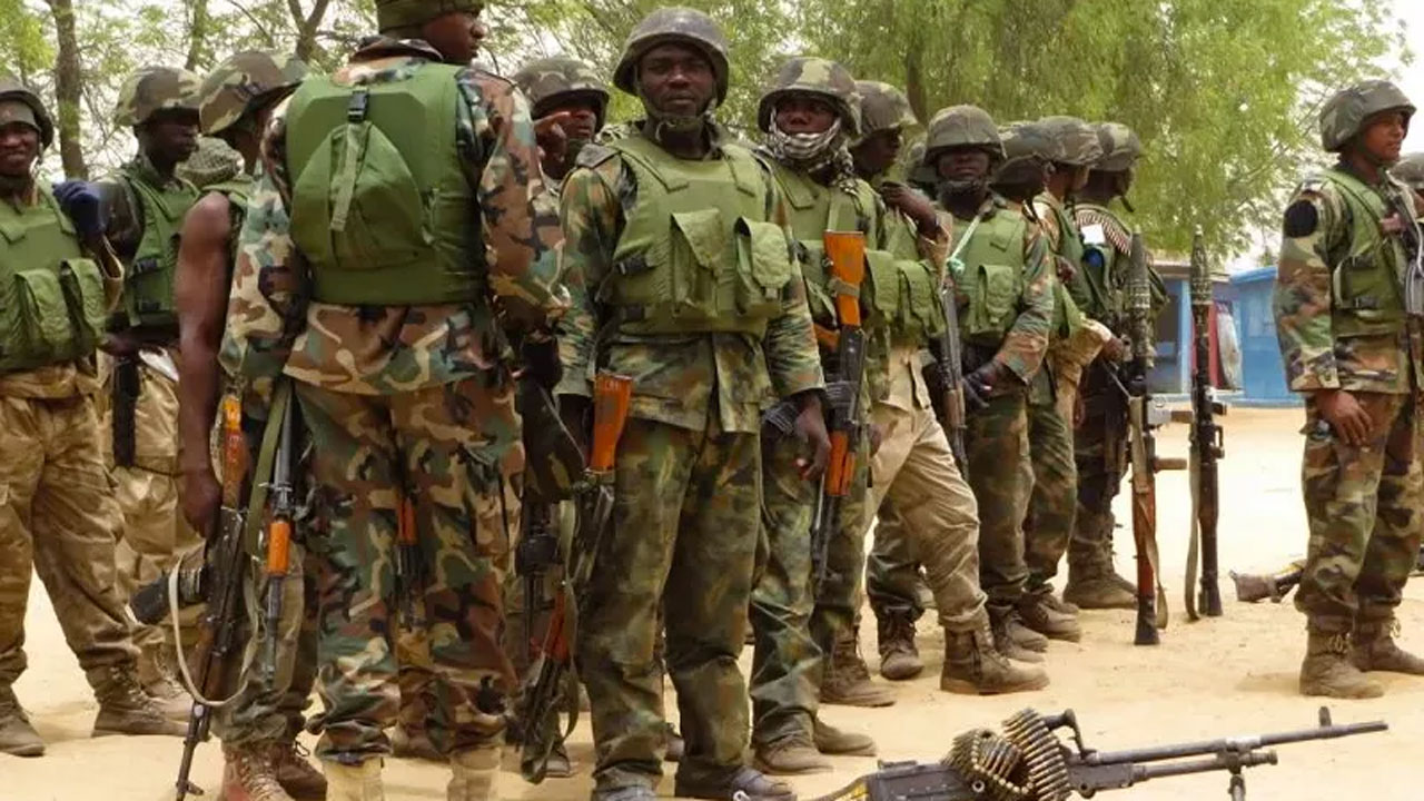 Soldiers kill Benue's 'most wanted criminal,' Gana