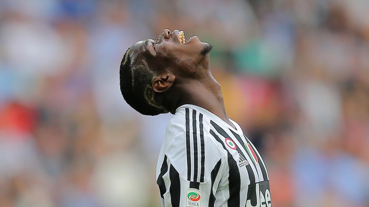 Paul Pagba. MARCO BERTORELLO / AFP