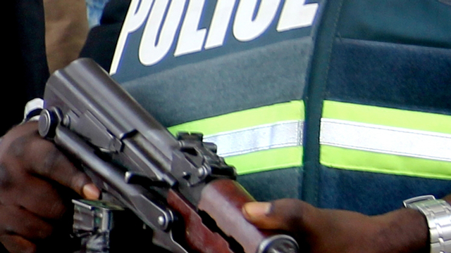 CRIME: Pastor allegedly caught with human head paraded by police