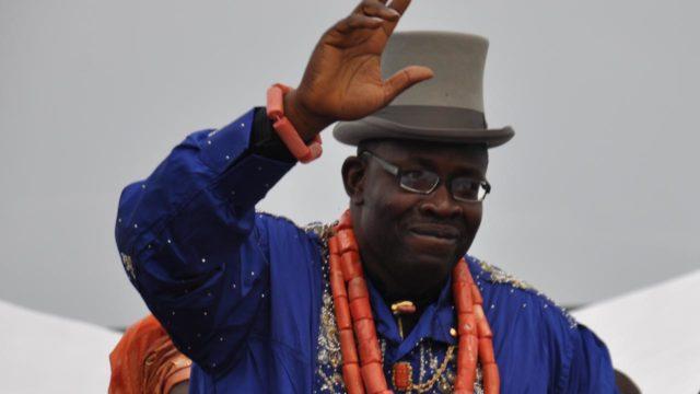 Jonathan's kinsmen back  Dickson's public service reforms